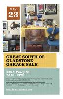 Great South of Gladstone Garage Sale