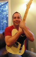 GUITAR GURU IN HOME LESSONS - BOOKING FOR FALL NOW