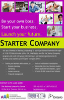 Starter Company - Be Your Own Boss
