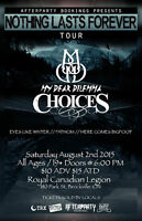 Choices, My Dear Dilemma, Here Comes Bigfoot, + More- Aug 2nd