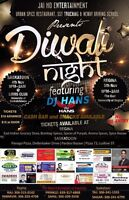 DIWALI NIGHT WITH DJ HANS