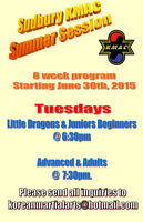 Martial Arts - Sudbury KMAC - Summer Session