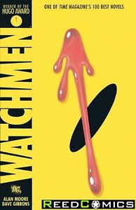 WATCHMEN GRAPHIC NOVEL US Edition Allan Moore, Dave Gibbons (rrp $19.99) DC *NEW