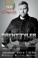 Musical Guest Brent Tyler at 500 Cucina