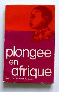 """""""PLONGÉE en AFRIQUE"""""""