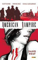 American Vampire Tomes 1 et 2 - Français - NEUF