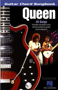 Queen-Guitar-Chord-Songbook-40-Songs-Greatest-Hits-Best-of-Brian-May