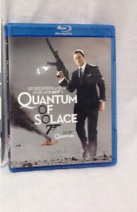 BLU RAY JAMES BOND 007