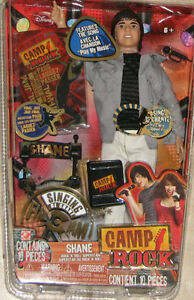 Disney Camp Rock Singing Shane Doll - NEW in Box London Ontario image 1
