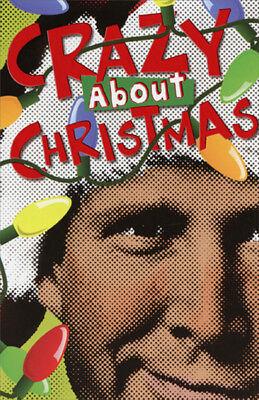 Christmas Vacation Crazy About Humorous  Funny Box of 12 Christmas Cards ()