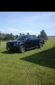 2013 Ford F-150 SuperCrew FX4