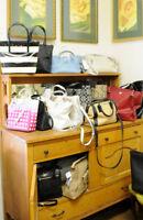 Authentic Coach Kate Spade & Dooney Bourke Handbags  NWT