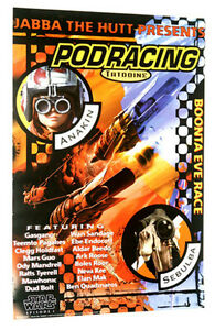 STAR WARS PODRACING POSTER FROM 1999