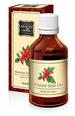 AREON Natura Aceite Esencial Aceite Semillas Rosa Mosqueta 50ML