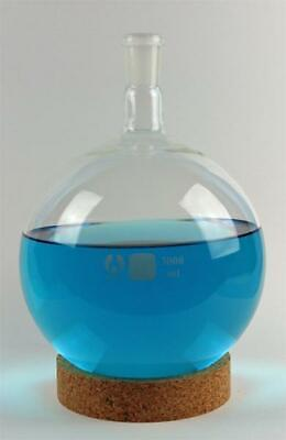 2440 Round Bottom Boiling Flask 3000 Ml