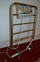 Free standing towel warmer / Towel rack for bathrooms