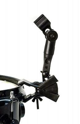 - Audix D-Flex Drum Rim Clamp Microphone Mount w/ Clip DFlex Snare Tom Hand Perc