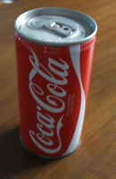 Coca-Cola Pull Tab Can SEALED empty can