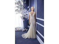 Brand new Ronald Joyce wedding dress and Bridesmaids
