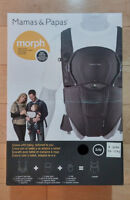 Mamas & Papas Morph Pod Carrier & Harness - Grey (Small/Medium)