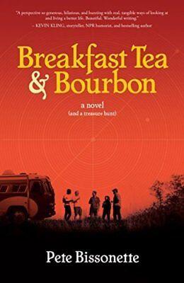 Breakfast Tea & Bourbon by Pete Bissonette