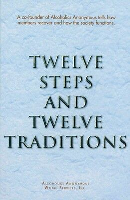 12 Steps and 12 Traditions, Paperback