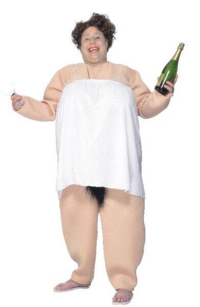 Bubbles Devere Little Britain Fancy Dress Costume in  : 86 from www.gumtree.com size 391 x 600 jpeg 16kB
