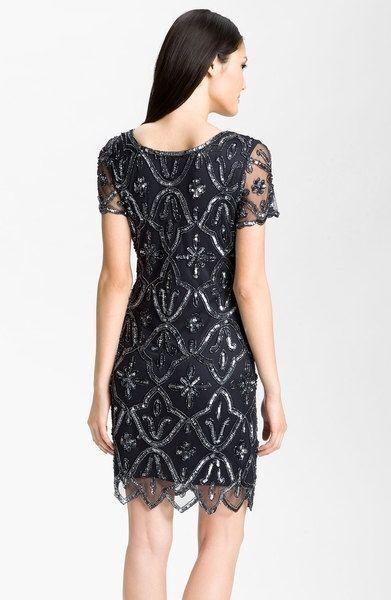 Sheath Cocktail Dress