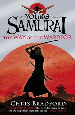 Way of the Warrior, Paperback by Bradford, Chris, ISBN-13 9780141324302 Free