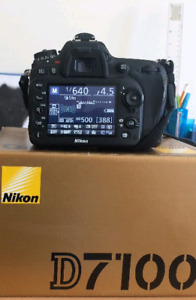 Selling my Nikon D7100 Great condition!