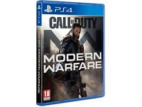 COD MW (CALL OF DUTY: MODERN WARFARE) PS4 ONLY (NO DISK)