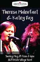 Theresa Malenfant & Katey Day at Freeman's Fairview!