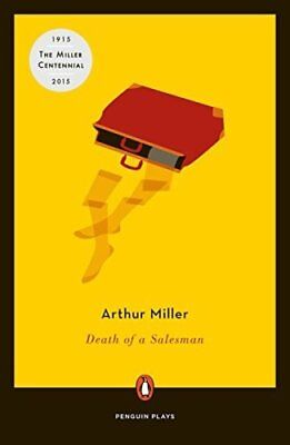 Death Of A Salesman  Penguin Plays  By Miller  Arthur