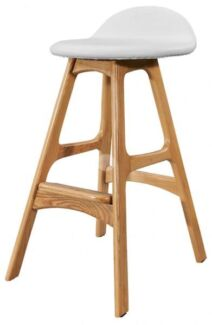 Replica Erik Buch Bar Stools, Retro Designer Vintage Nerang Gold Coast West Preview