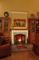 Town & Country Luxury Fireplace TC36
