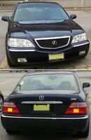 2000 Acura 3.5RL - Built in Japan Reliable, Mercedes-Benz looks!