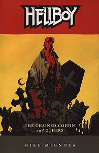 HELLBOY The Chained Coffin and Others & HELLBOY 2-DISC DVD MOVIE