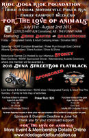 Charity Poker Run & Family Camp out Weekend