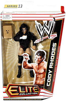 Mattel WWE Wrestling Elite Collection 13 Action Figure Cody Rhodes on Rummage