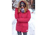 Billabong Winter Coat - Worn Once