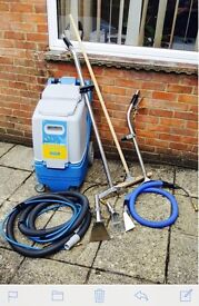 Professional carpet cleaning business for sale