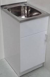 35L laundry sink with cabinet [ 1 door] Moorabbin Kingston Area Preview