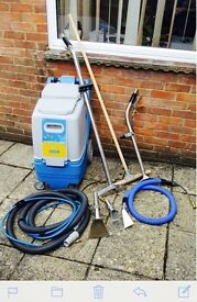 Professional carpet cleaning equipment for sale ! Be your own boss!