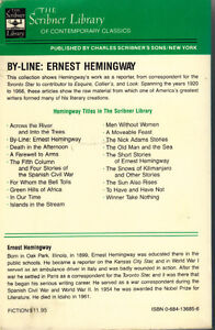 By-Line: Ernest Hemingway West Island Greater Montréal image 2