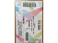 Fifth Harmony Ticket