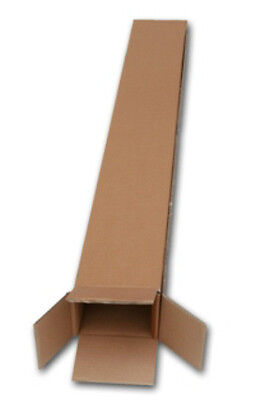 100 Cardboard Boxes For Golf Clubs Irons Woods Postal Shipping Mailing 5x4x49