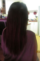 Hair services-Full weave for only 50$ kut n styled 438-998-4360