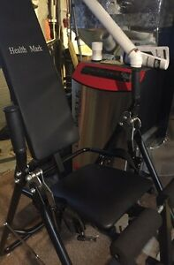 Health mark Seated Inversion Table
