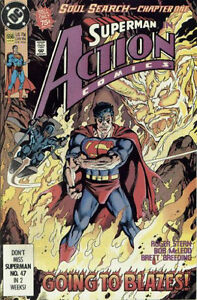 Soul Search-Chapter One Superman Action Comic
