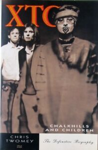 XTC The Definitive Biography ISBN 0-7119-2758-8
